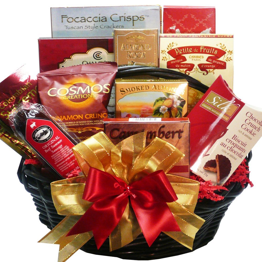 gift baskets best sympathy gifts