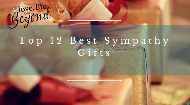 best sympathy gifts featured image