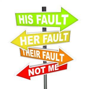 Blame Psychology
