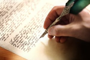 Writing an Ethical Will Takes a Different Kind of Will