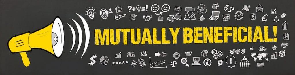 mutually beneficial